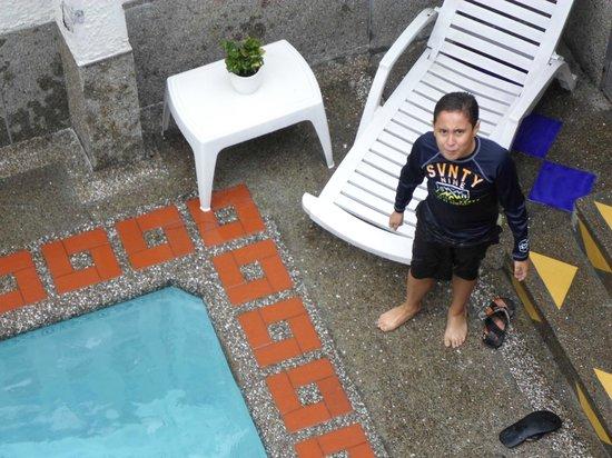 Hotel & Spa Molicie: En la piscina