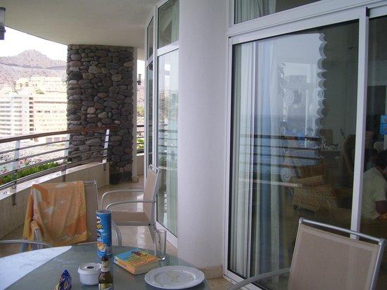 Club Gran Anfi : Balcony