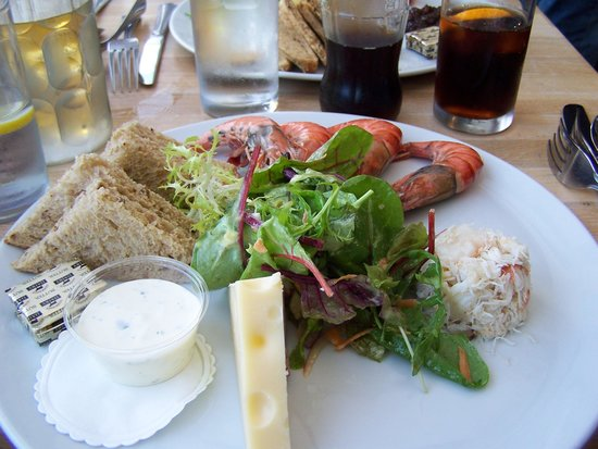 The Boathouse: LOVELY STARTERS