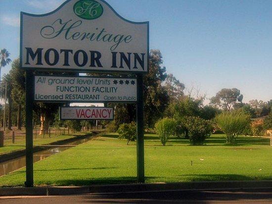 Leeton Heritage Motor Inn