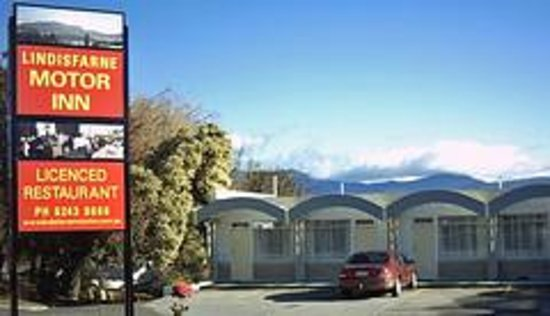 Lindisfarne Motor Inn Foto