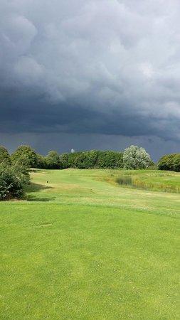Hylliekrokens Golfcenter: Hylliekroken golfbana