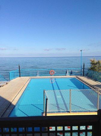 Danaos Beach Hotel: Seawiew