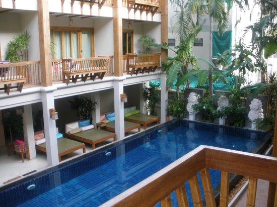 Vieng Mantra Hotel: Piscina1