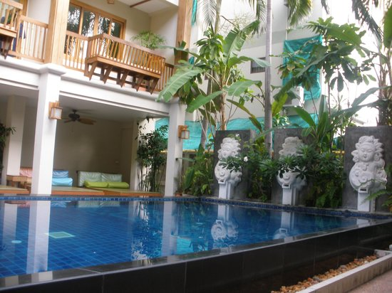 Vieng Mantra Hotel: Piscina2
