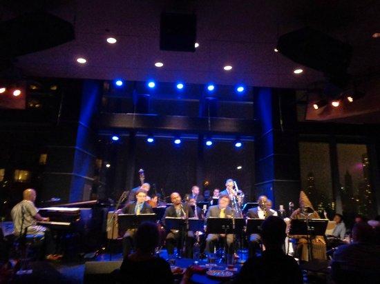 Jazz at Lincoln Center: não pode usar flash!