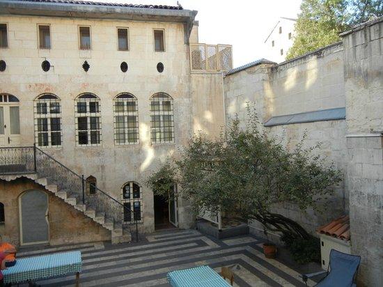 Anadolu Evleri: Inner Courtyard
