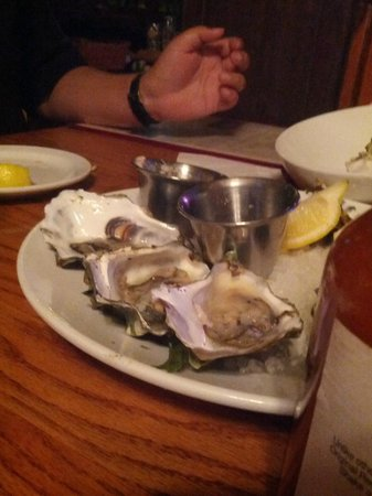 Farm House: more oysters