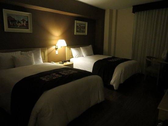 Hotel Jose Antonio Cusco: Comfy beds