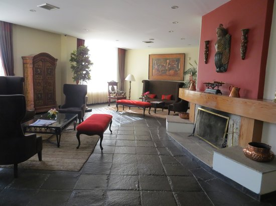 Hotel Jose Antonio Cusco: Large common areas