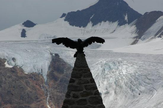 Passo di Gavia: Memoriale agli Alpini caduti