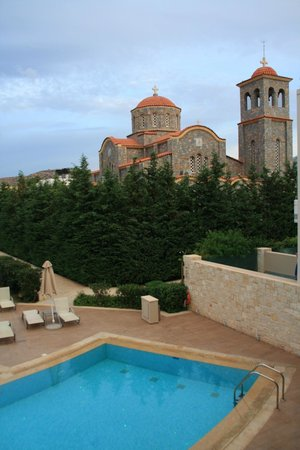 Castello Boutique Resort & Spa: Church