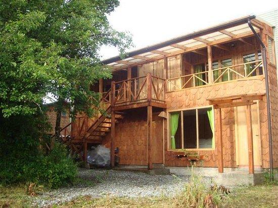 Aonikenk-Puyuhuapi Ecoturismo: Habitaciones
