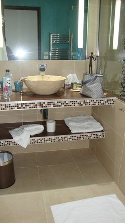 Liberata : Salle de bain
