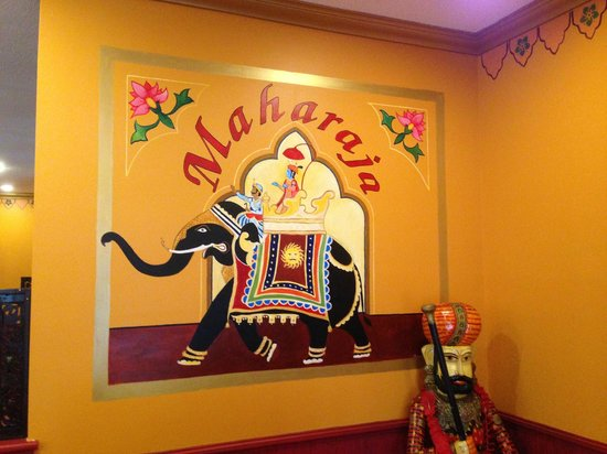 Maharaja Indian Restaurant @ Mansfield Center, Mansfield, CT