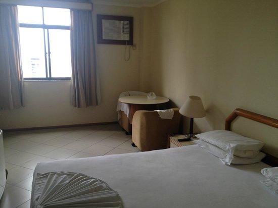Hotel Grão Pará : Quarto