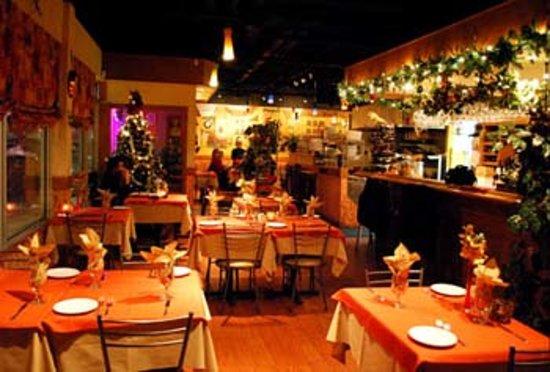 Il Corso Ristaurante: bar area