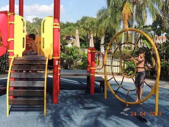 CLC Encantada Resort: área juegos infantiles