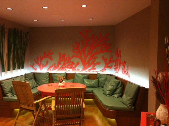 Hotel Brighton: Спа - комната отдыха