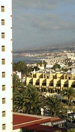 Kn Columbus Aparthotel : Veiw from balacony