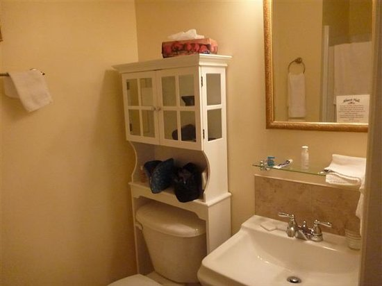 Abacot Hall Bed & Breakfast: Ensuite bathroom