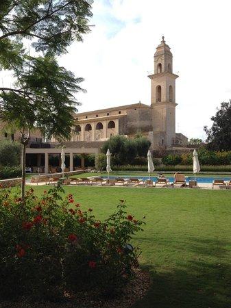 Hotel Ca'n Bonico: l'arrière