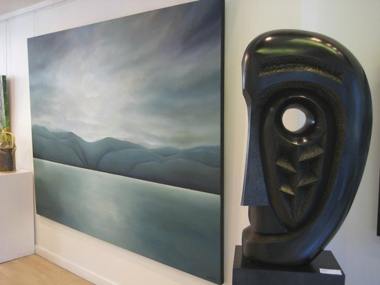 Madrona Gallery: Colours of Summer Exhibition 2013