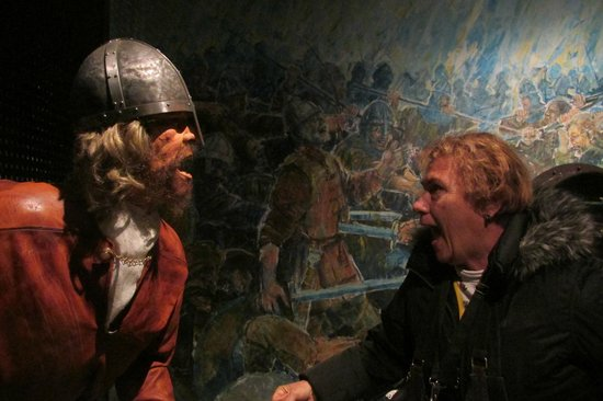 Trondenes Church: Strike a Pose with the Viking