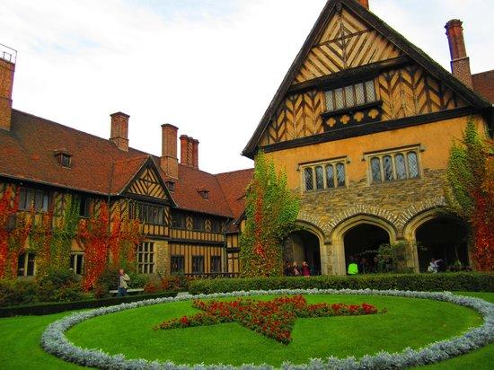 Potsdam's Gardens: nice