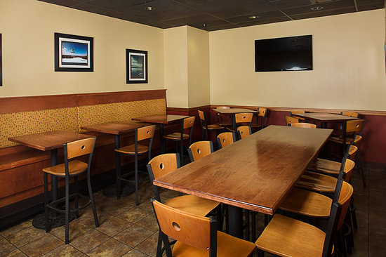 Hampton Inn Portland Downtown - Waterfront: Sebago Brewing (on 1st Floor) Private Dining