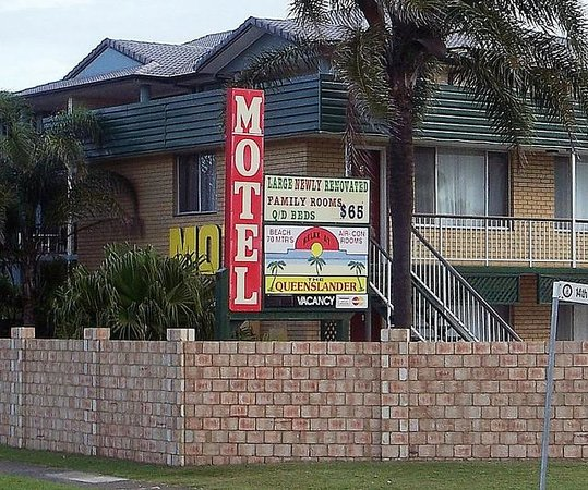 The Queenslander Motel