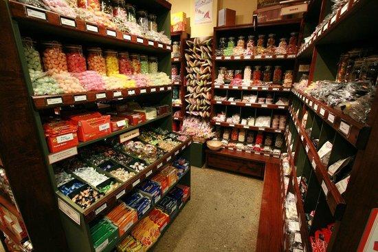 皇后镇绝妙糖果店