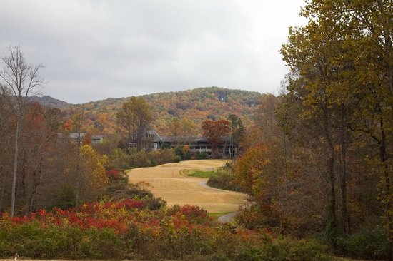 Brasstown Valley Resort & Spa: From the first hole