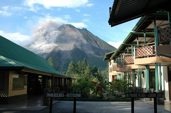 Arenal Observatory Lodge & Spa: Arenal Observatory Lodge