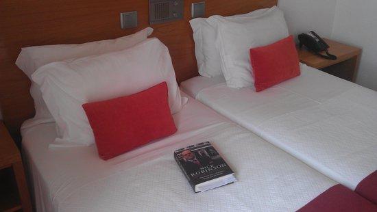Alcazar Hotel & SPA: Hoteel room 1