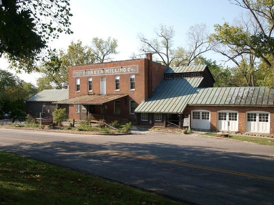 Pioneer Mill Of Tiffin Casual Dinning In A Historical Setting