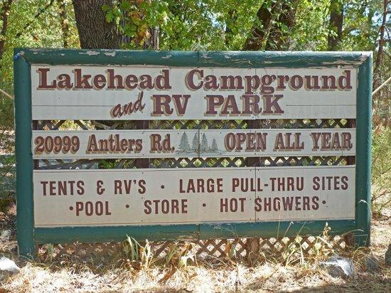 Camping At Shasta Lake Review Of Antlers Rv Park And