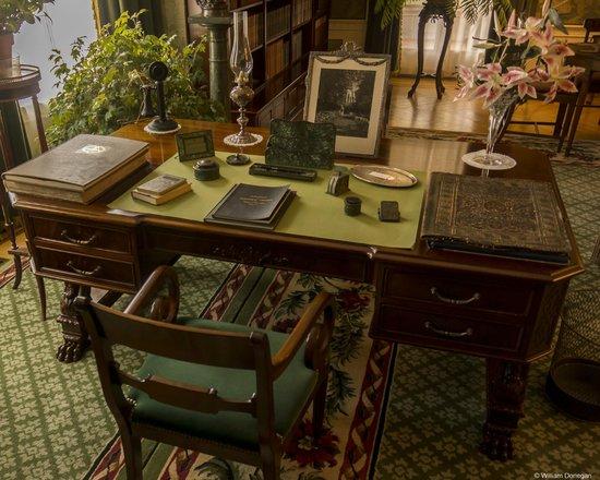 George Eastman Museum: Eastman's Desk