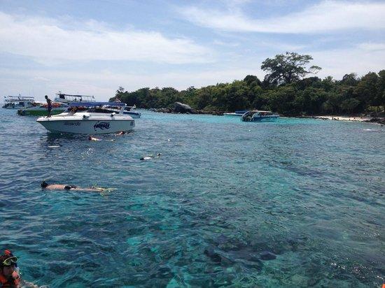 Koh Racha Yai: Snorkelling