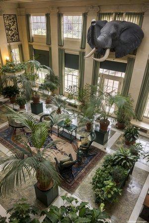 George Eastman Museum: Sun Room