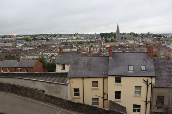 Maldron Hotel Derry: View from Room 223
