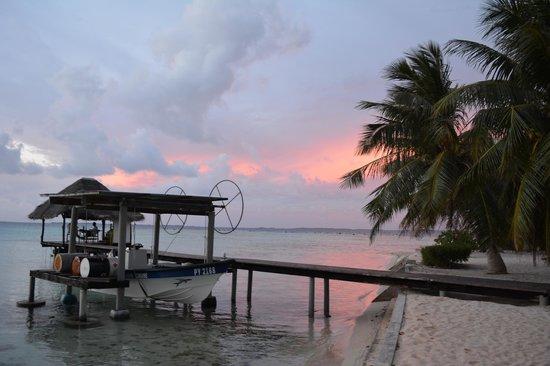 Nanihi Paradise: Boat Dock