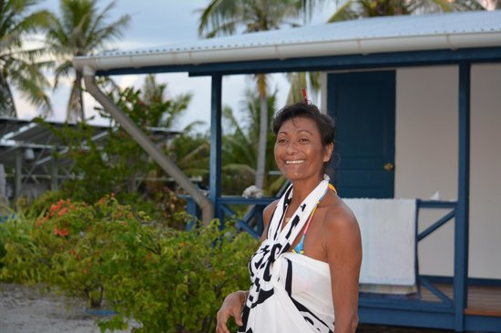 Nanihi Paradise: Vaiana, the owner