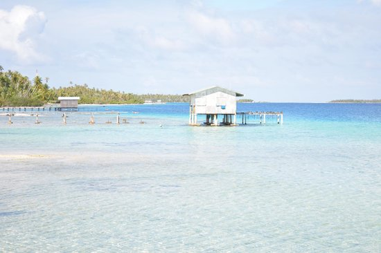 Nanihi Paradise: Look out over the Lagoon