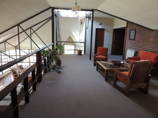 Lar Aike Hotel: Relax upstairs
