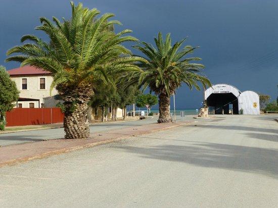 Port Germien Van Park