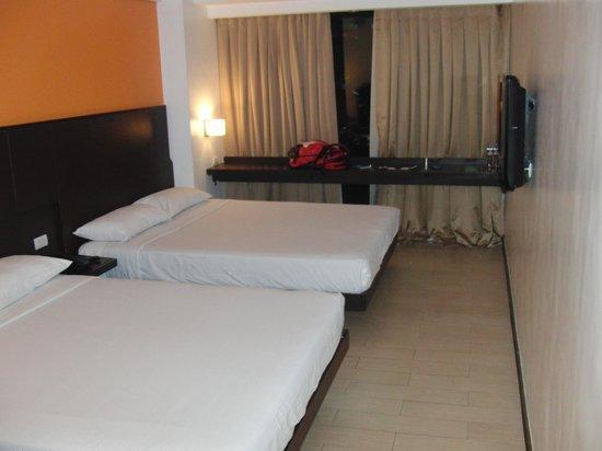 Remington Hotel: 室内