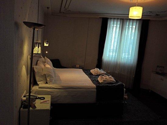 Hotel Amira Istanbul : A standard room of Hotel Amira.