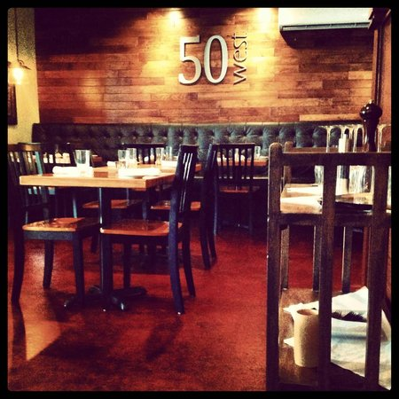 50 West: The Dining Room