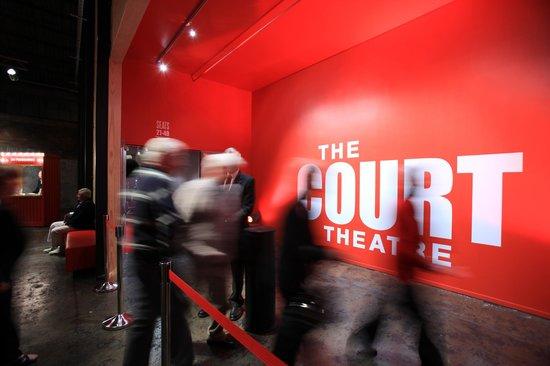 The Court Theatre: The Theatre Entrance